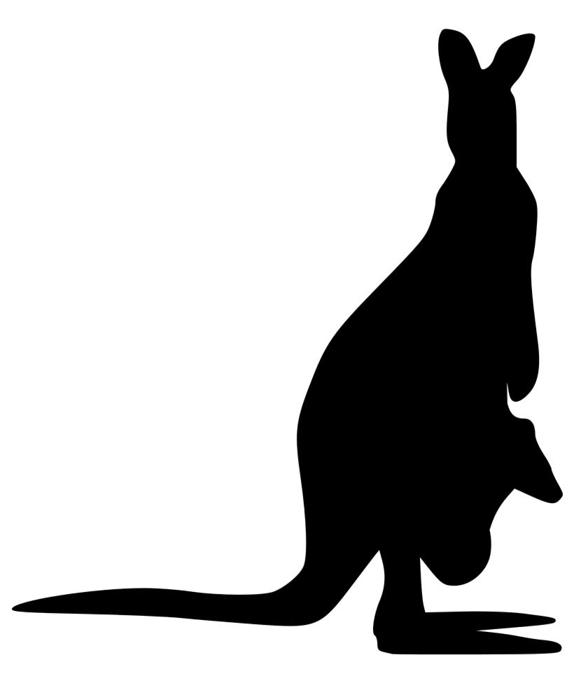 Joey Kangaroo PNG Transparent Image