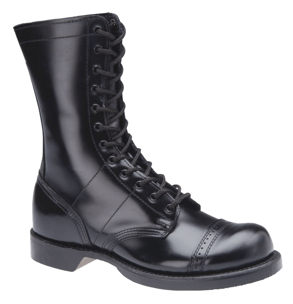 Lady Black Boots