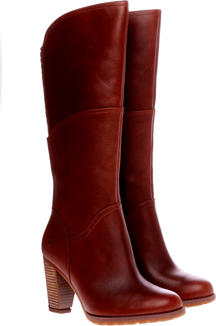 Women Red Boots