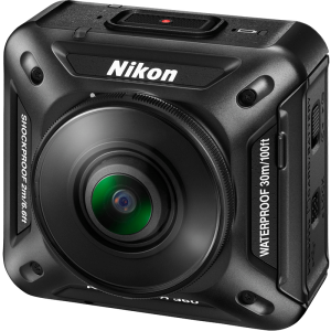 Nikon KeyMission 360 Camera Close Up