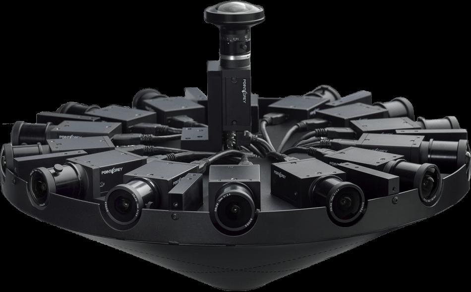 Facebook 360 Camera