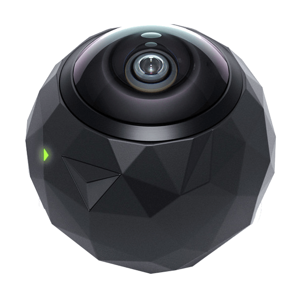 360 Fly Action Camera