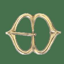Medieval Style Belt Buckle