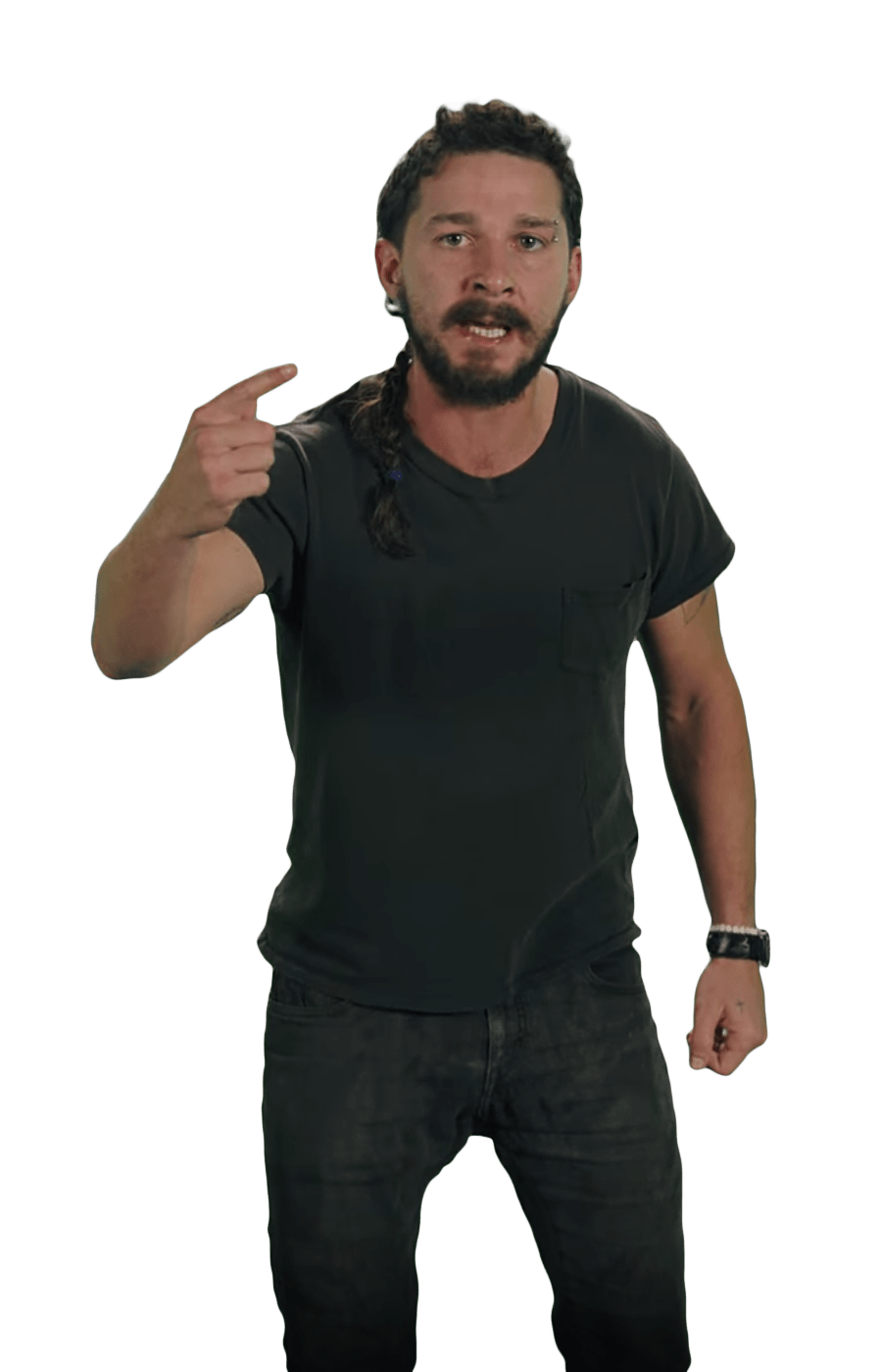 Just Do It Shia LaBeouf Pointing