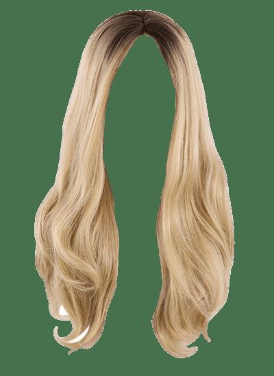 Wig Blond Long