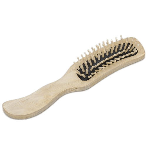 Hair Brush Wooden Paddle