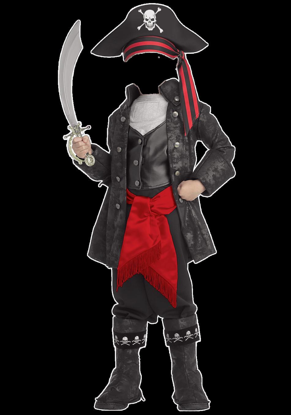 Costume Pirate