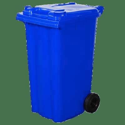 Bin Wheelie Blue