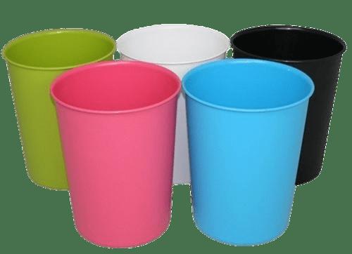 Bin Plastic Colour Set