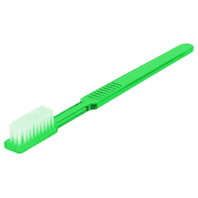 Tooth Brush Green