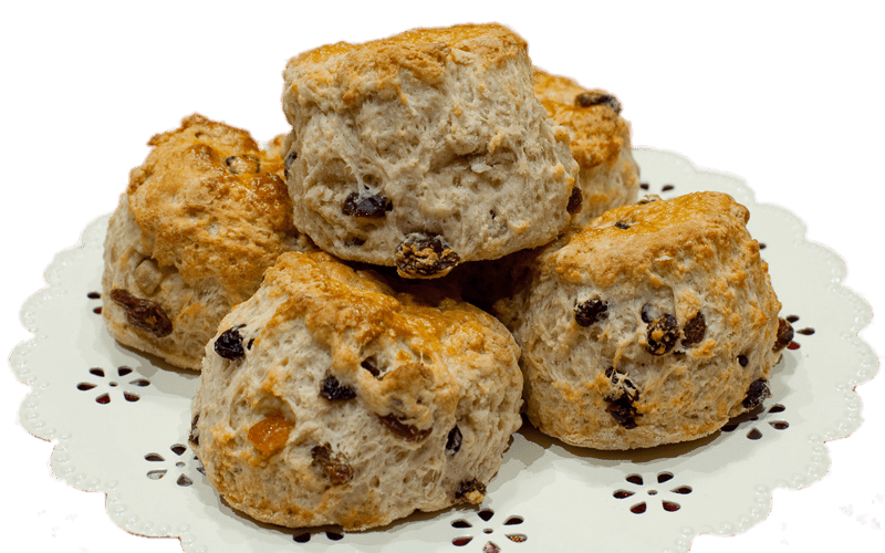 Scones Raisin