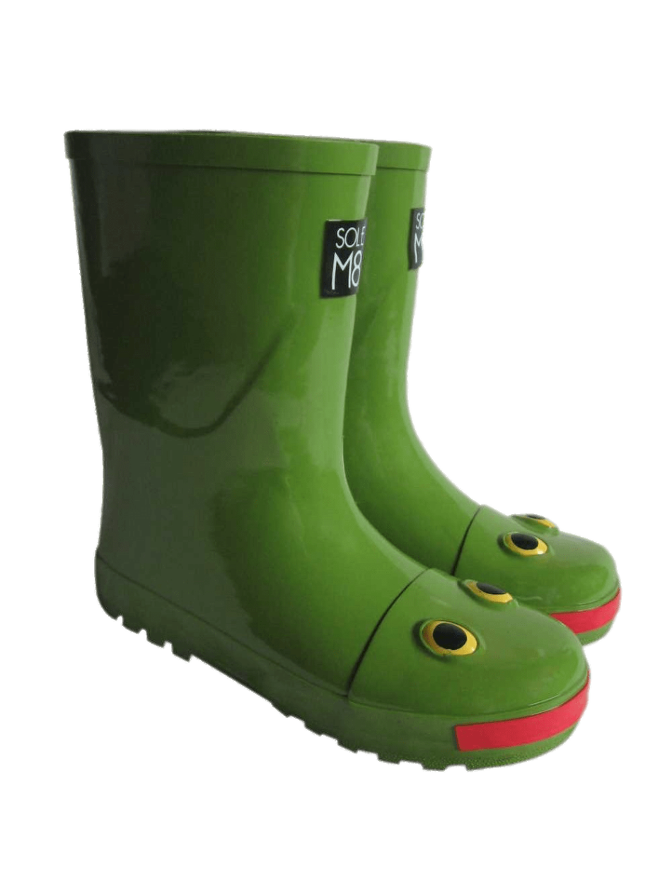 Wellies Leapfrog