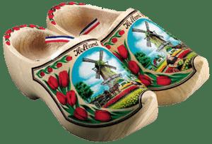 Wooden Shoe Windmill Design