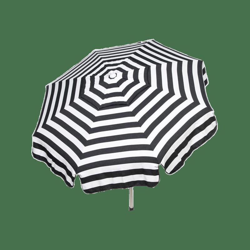 Parasol Black and White