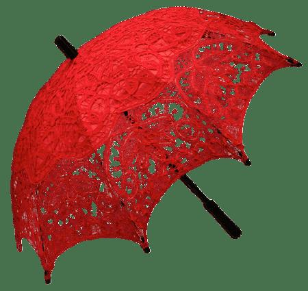 Parasol Battenberg Lace