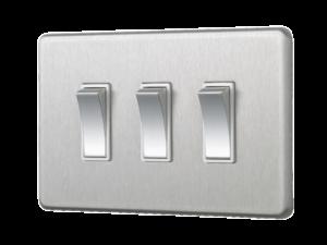 Light Switch Triple
