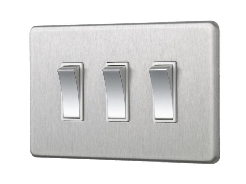 Light Switch Triple