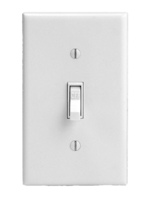 Light Switch Old Fashioned