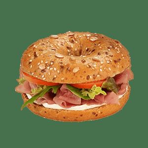 Bagel Ham