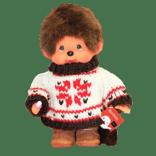Monchhichi Winter Pullover