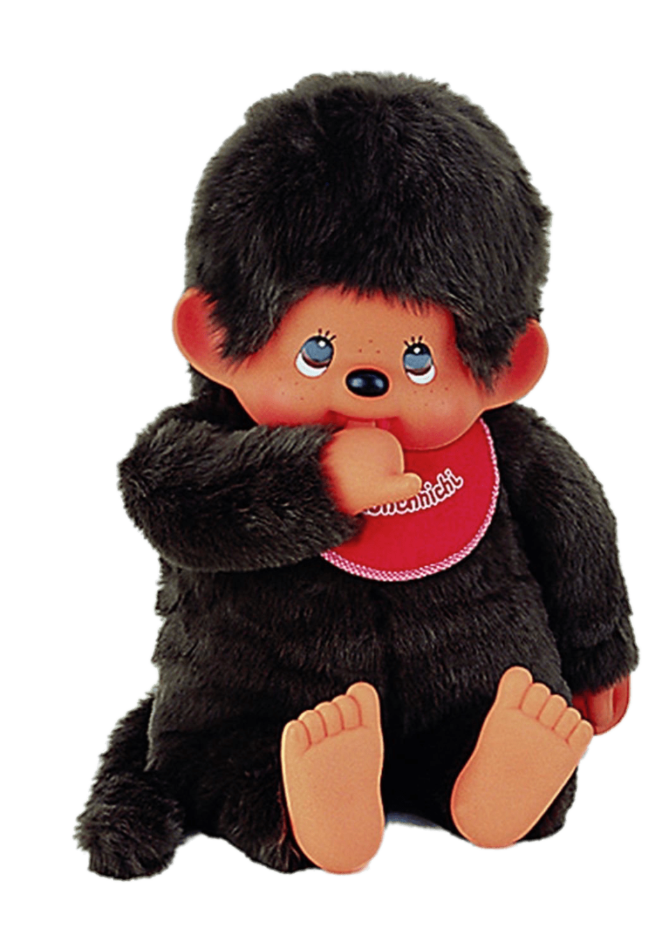 Monchhichi Thumb In Mouth