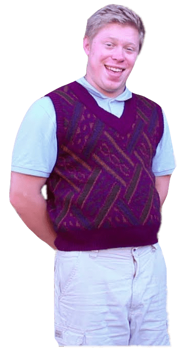 Bad Luck Brian Now With Original Sweater