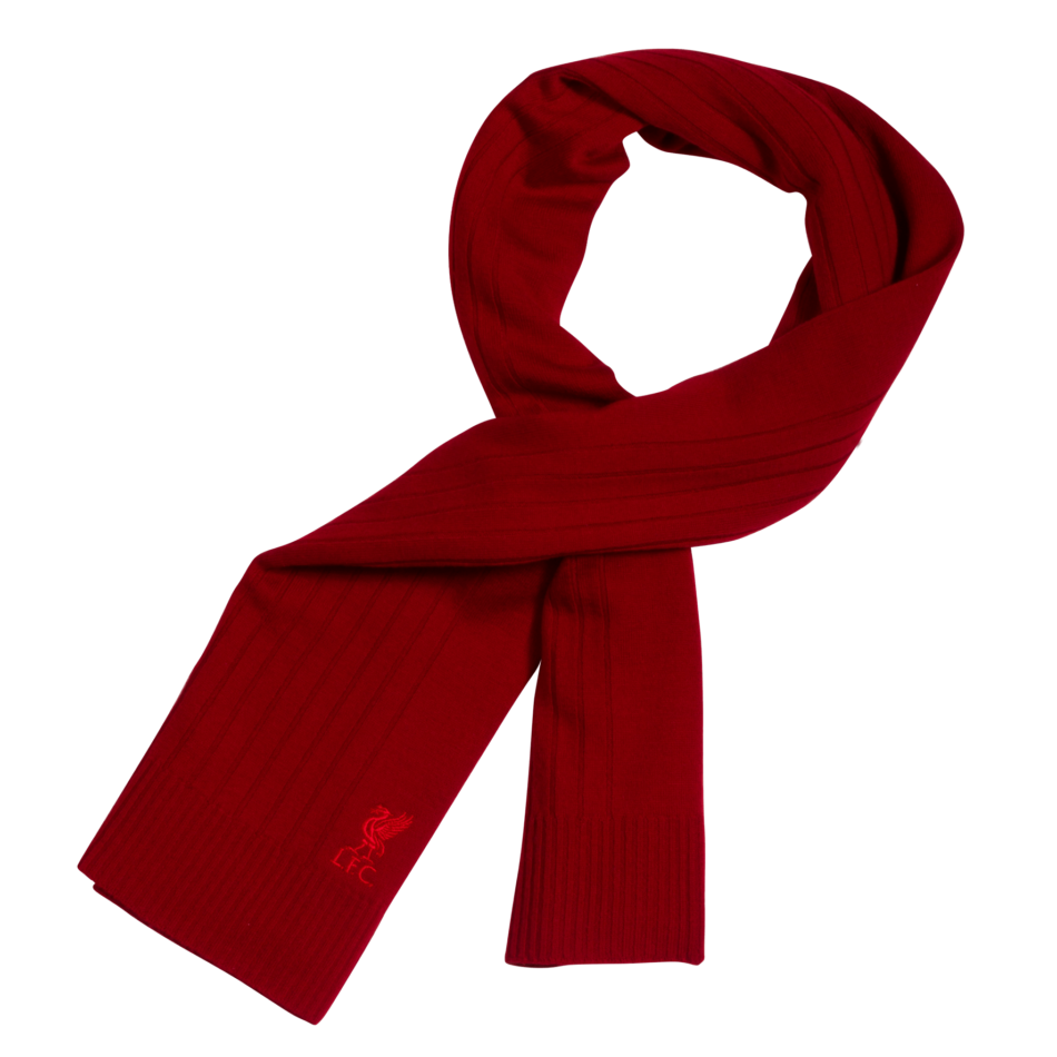 Red Liverpool Scarf