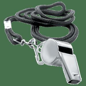 Whistle on Black String