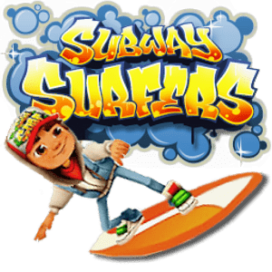 Subway Surfers Character and Logo