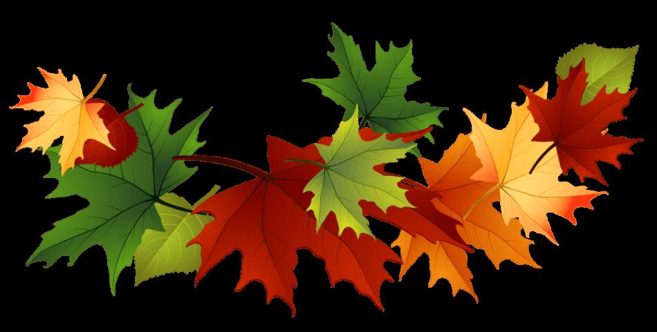Maple Leaf Garland