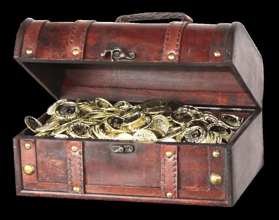 Tiny Treasure Chest