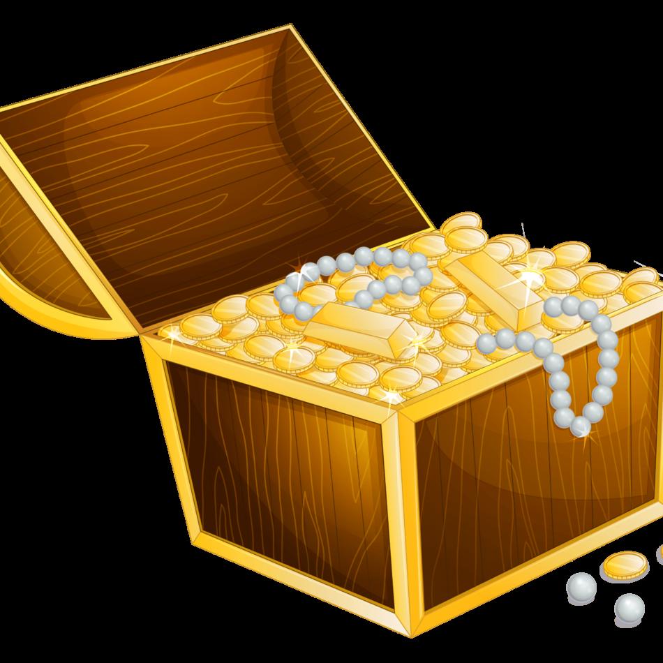 Treasure Clipart