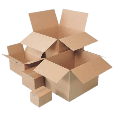 Cardboard Boxes Different Sizes