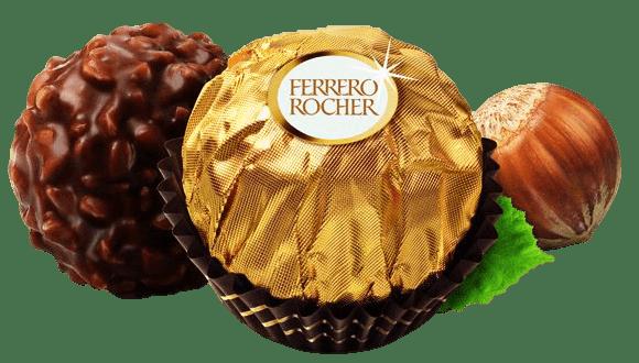 Ferrero Rocher and Nut