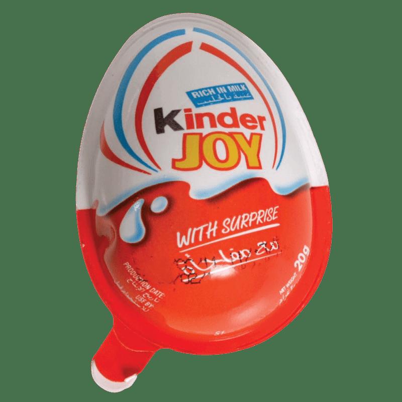 Kinder Joy Close Up