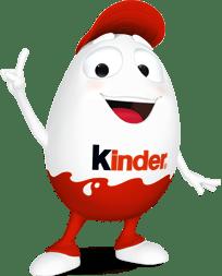 Kinder Egg Character