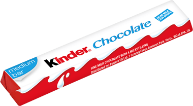 Kinder Chocolate Bar