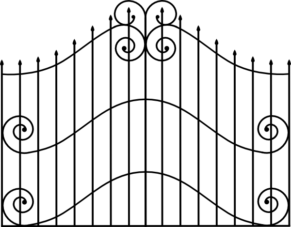 Cemetery Iron Gate