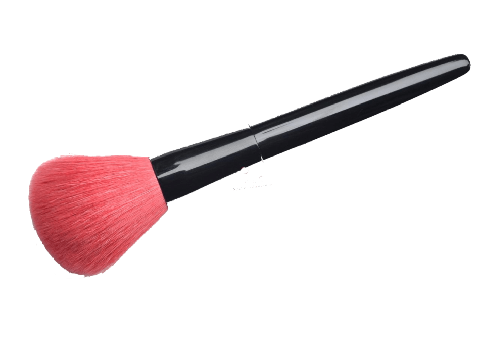 Pink Makeup Brush