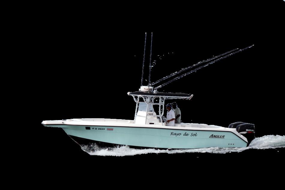 Fast Fishing Boat
