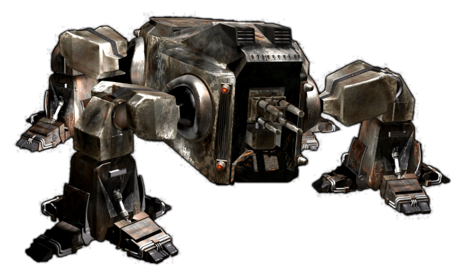 Fallout 4 Pacification Robot