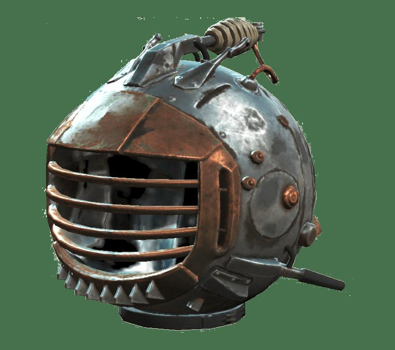 Fallout 4 Eyebot Helmet