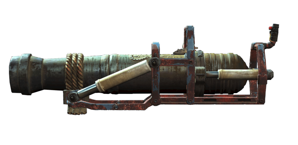 Fallout 4 Mortar