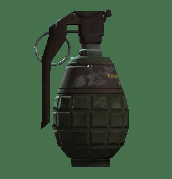 Fallout 4 Grenade
