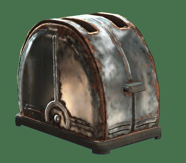 Fallout 4 Toaster
