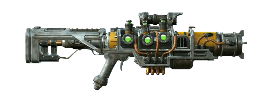 Fallout 4 Weapon