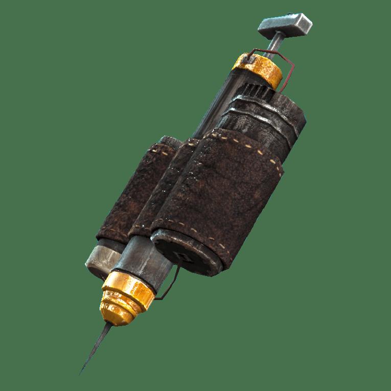 Fallout 4 Syringe