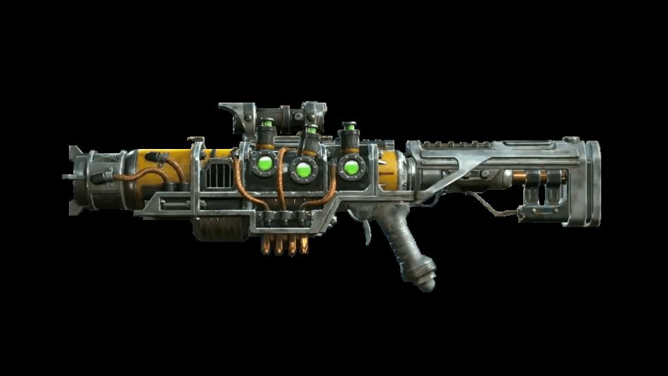 Fallout 4 Plasma Scattergun