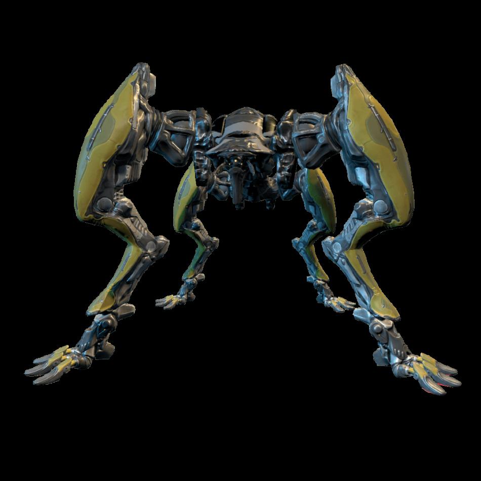 Warframe Hyena