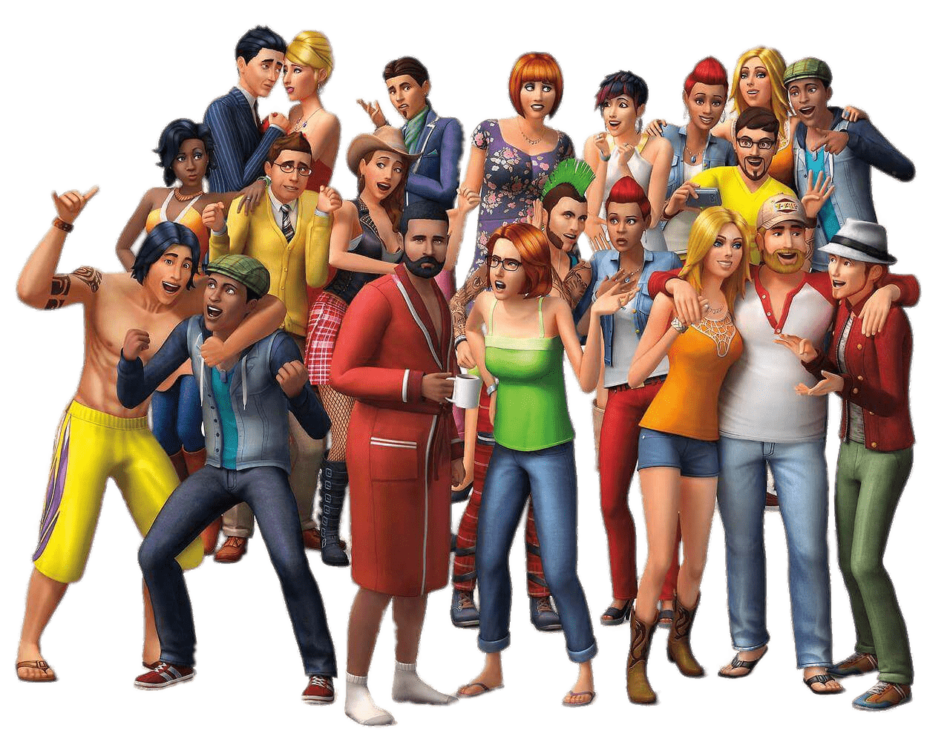 The Sims Characters